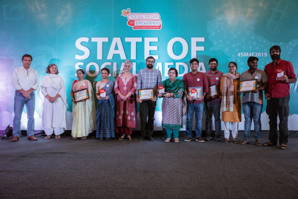 Social Media for Empowerment Award